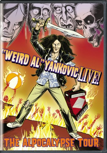 """Weird Al"" Yankovic Live! - The Alpocalypse Tour"