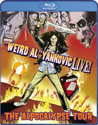 """Weird Al"" Yankovic Live! - The Alpocalypse Tour [Blu-ray]"