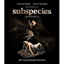 Subspecies [Blu-ray]