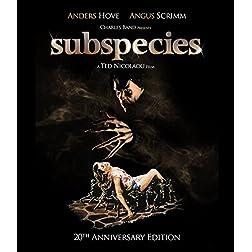 Subspecies [Blu-ray]