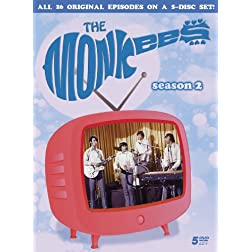 Monkees: Season 2