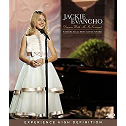 Dream With Me in Concert [Blu-ray]