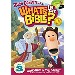 Buck Denver Asks..What's In The Bible 3