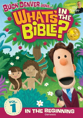 Buck Denver Asks..What's In The Bible 1