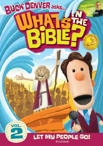 Buck Denver Asks..What's In The Bible 2