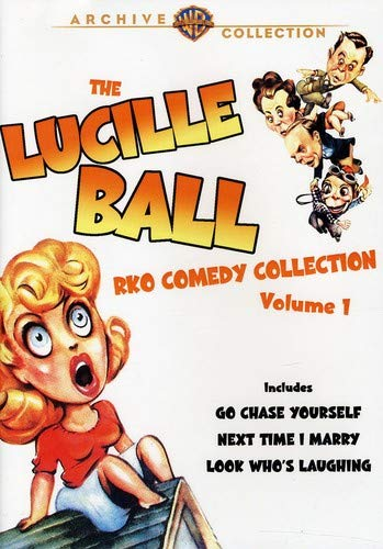 Lucille Ball RKO Comedy Collection Volume 1  (2 Disc)