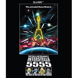 Daft Punk: Interstella 5555 [Blu-ray]