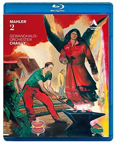 Mahler: Symphony 2 [Blu-ray]