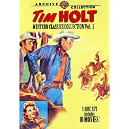 Tim Holt Western Classics Volume 2  (5 Disc)