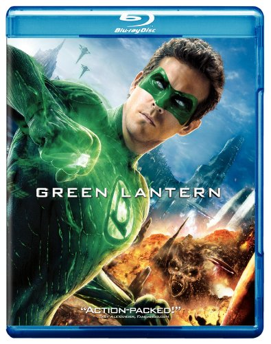 Green Lantern (Movie-Only Edition + UltraViolet Digital Copy) [Blu-ray]