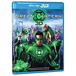 Green Lantern (Three-Disc Combo: Blu-ray 3D / Blu-ray / DVD / UltraViolet Digital Copy)