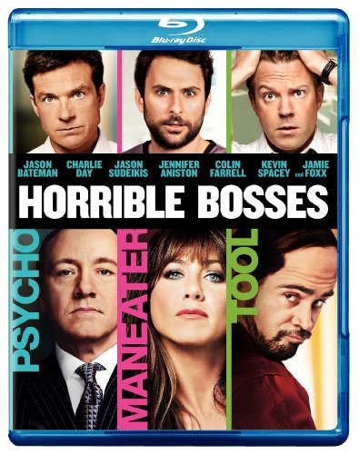Horrible Bosses (Movie-Only Edition + UltraViolet Digital Copy) [Blu-ray]