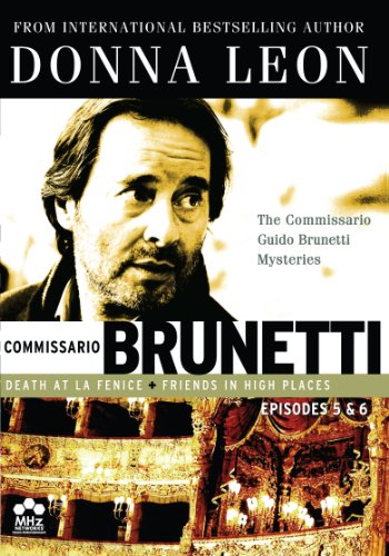 Donna Leon's Commissario Guido Brunetti 5 & 6