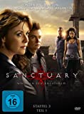 Sanctuary - Wächter der Kreaturen: Staffel 3, Teil 1 (3 DVDs)