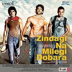 Zindagi Na Milegi Dobara (2 DVD Pack) Bollywood DVD With English Subtitles