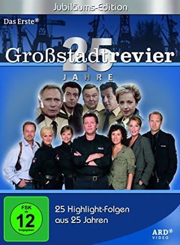 Großstadtrevier 25 Jahre/Jubiläums Edition (4 DVDs)