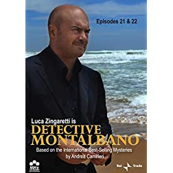 Detective Montalbano: Episodes 21 & 22