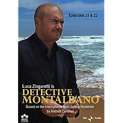 Detective Montalbano: Episodes 21 & 22