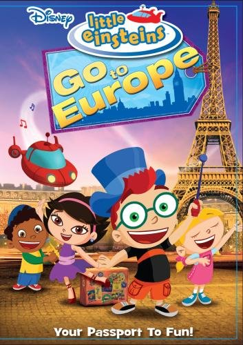 Little Einsteins: Go To Europe