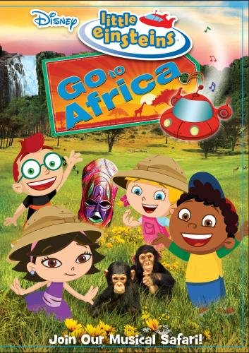 Little Einsteins: Go To Africa