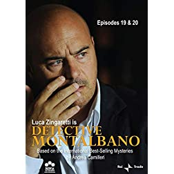 Detective Montalbano: Episodes 19 & 20