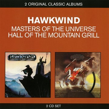 Masters of the Universe / Hall of the Mountain Grill
