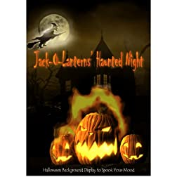 Jack-O-Lanterns' Haunted Night