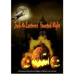 Jack-O-Lanterns' Haunted Night