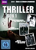 Thriller Box 1: Dr. Samantha Ryan, Spooks, Hustle (3 DVDs)