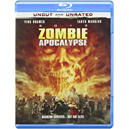 2012 Zombie Apocalypse [Blu-ray]