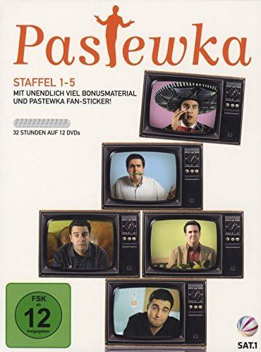 Pastewka - Staffel 1-5 (12 DVDs)