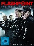 Flashpoint - Das Spezialkommando: Staffel 4 (4 DVDs)