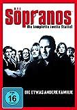 Die Sopranos - Staffel 2 (4 DVDs)