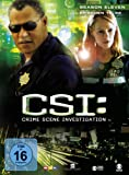 Crime Scene Investigation - Season 11 / Box-Set 2 (3 DVDs)
