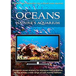 Ocean: Nature's Aquarium DVD