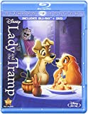 Get Lady And The Tramp On Blu-Ray