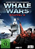 Whale Wars - Krieg den Walfängern! - Staffel 2 (3 DVDs)²