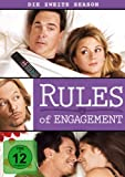 Rules of Engagement - Season 2 (2 DVDs)