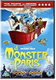 Get Un Monstre � Paris On Blu-Ray