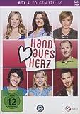 Hand aufs Herz - Box 5: Folge 121-150 (3 DVDs)