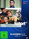 Tatort - Klassiker-Box, Vol. 2 (3 DVDs)