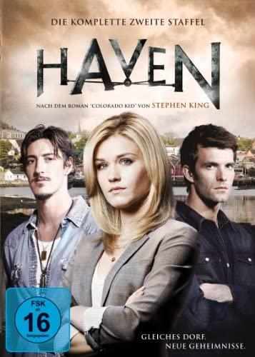 Haven Staffel 2 (4 DVDs)