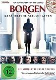 Borgen / Gefährliche Seilschaften - Staffel 1 (3 DVDs)