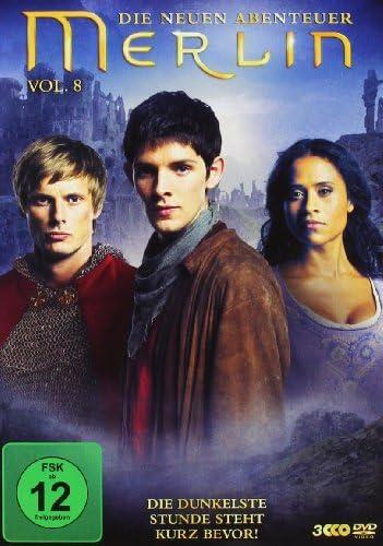 Merlin - Die neuen Abenteuer, Vol. 8 (3 DVDs)