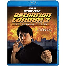 Operation Condor 2: Armour of God [Blu-ray]