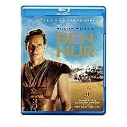 Ben-Hur: 50th Anniversary Edition [Blu-ray]
