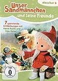 Unser Sandmännchen und seine Freunde - Klassiker 6: Spannende Erlebnisse mit Herrn Fuchs und Frau Elster