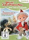 Unser Sandmännchen und seine Freunde - Klassiker 5: Geschichten über Freundschaft mit Plumps und Küken