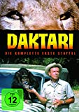 Daktari - Staffel 1 (4 DVDs)