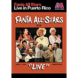 Live in Puerto Rico 1994